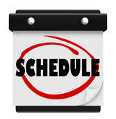 custody and visitation schedule