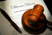 divorce without a lawyer Springfield va